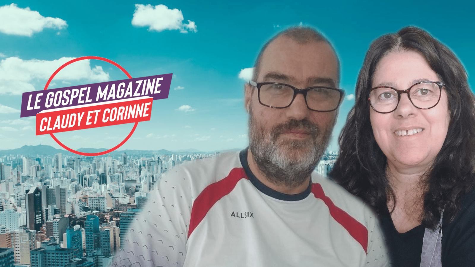 Gopsel Magazine avec Claudy et Corinne